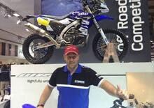 Alessandro Botturi racconta la sua Dakar con la Yamaha