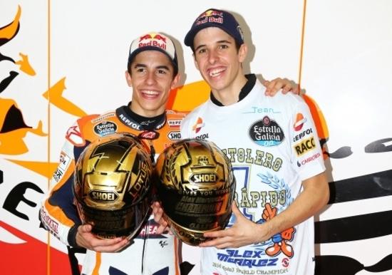 Due fratelli campioni del mondo lo stesso anno: una 'prima' assoluta