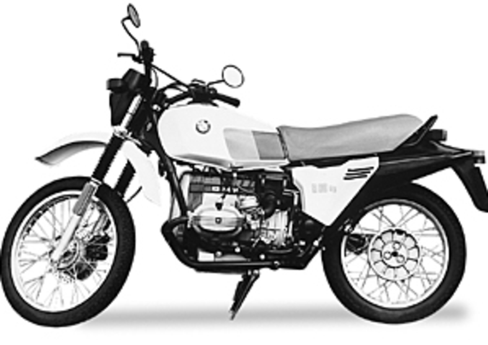 Bmw R 80 G/S (1980 - 87) (2)