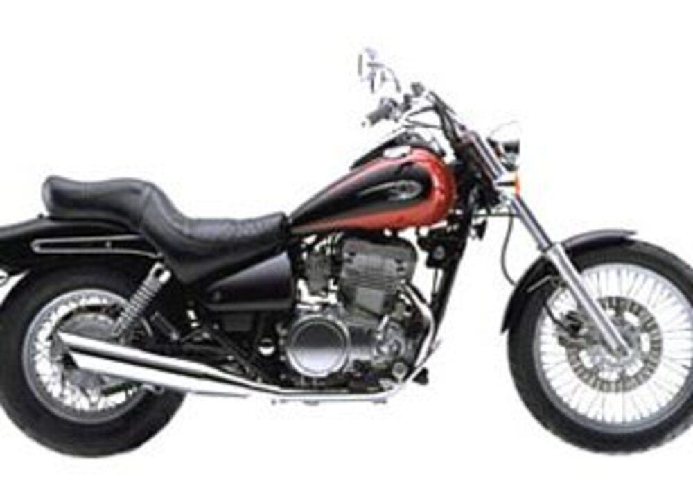 Kawasaki EN 500 (1991 - 96)