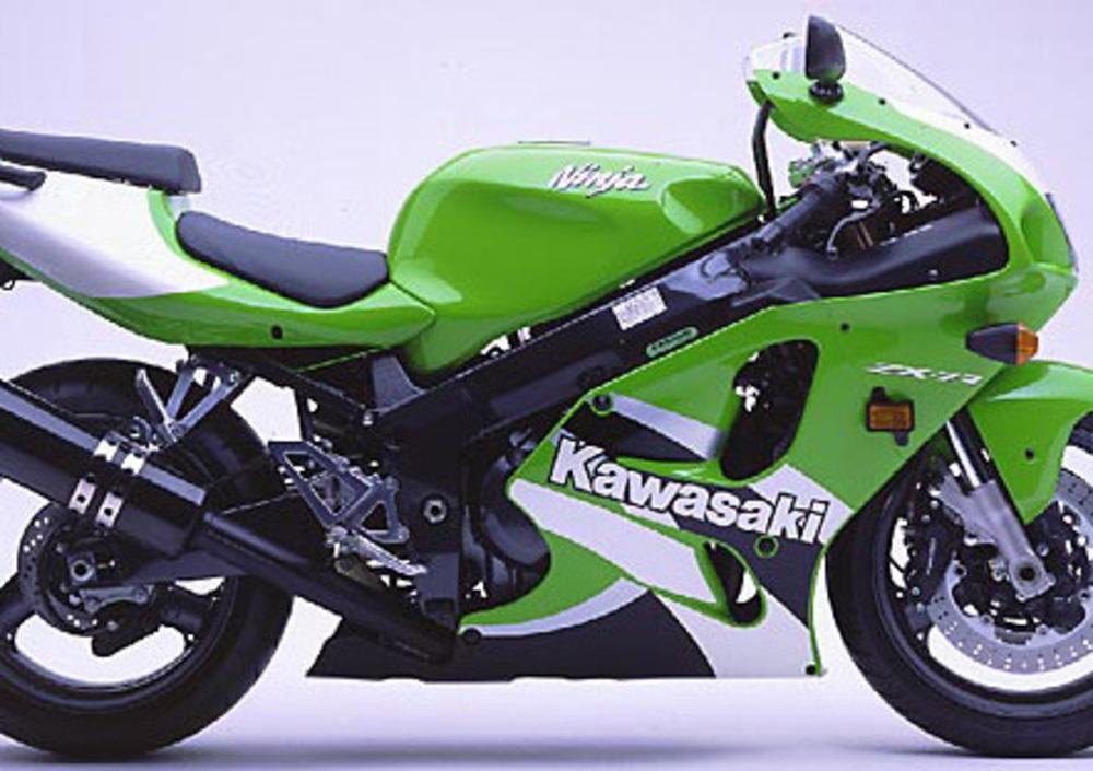 Kawasaki Ninja 750 ZX-7R (1996 - 00)