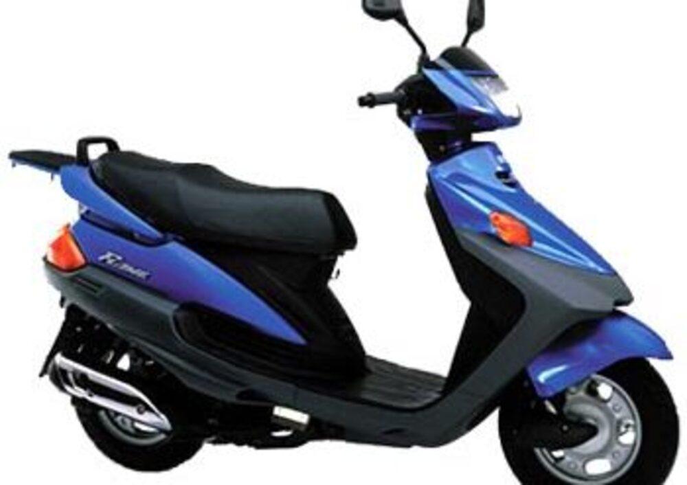 Schema Elettrico Mbk Booster Spirit : Mbk xc flame prezzo e scheda tecnica moto