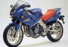 Yamaha SZR 660 Super Single (1995 - 97)