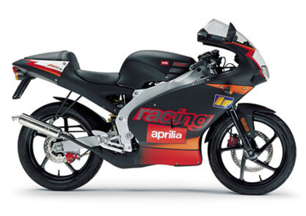 aprilia rs 50 replica 1999 04 prezzo e scheda tecnica. Black Bedroom Furniture Sets. Home Design Ideas