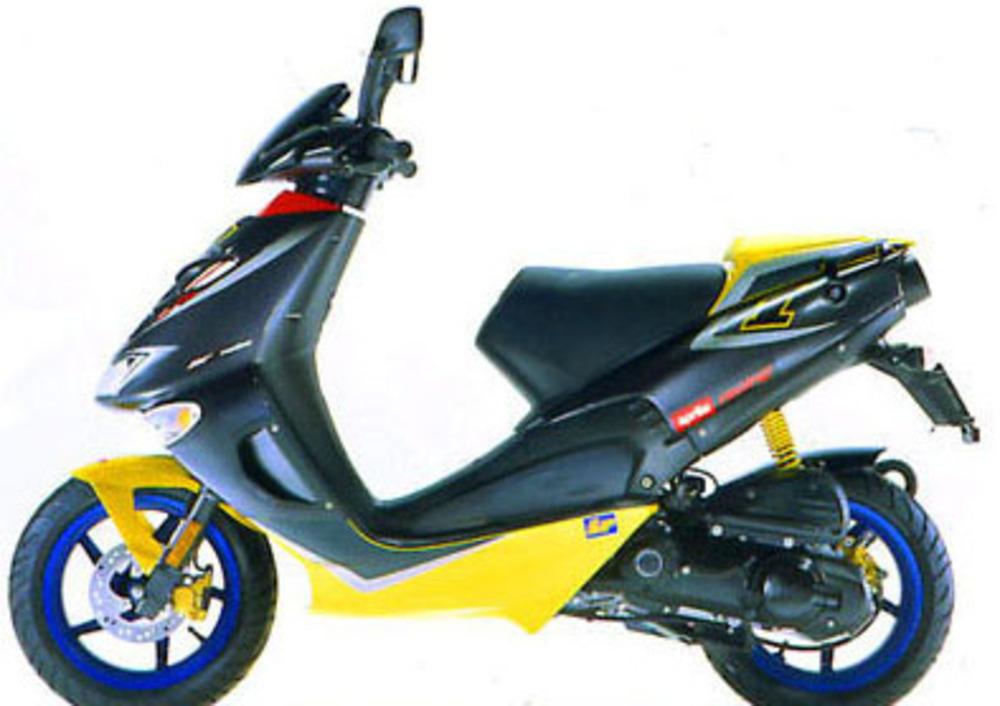 Aprilia SR  50 Racing LC (1998 - 02)