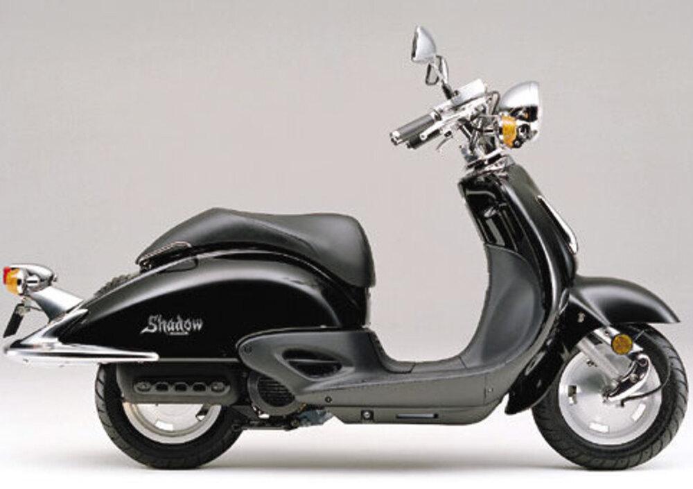 honda shadow 50, prezzo e scheda tecnica - moto.it