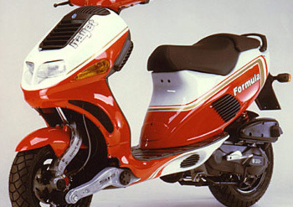 Italjet Moto Formula  50 LC