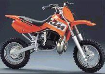 KTM SXR 50 Pro Junior (1997 - 98)