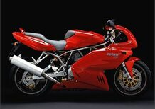 Ducati SuperSport 900 HF (1998 - 00)