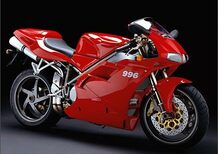 Ducati 996 Biposto (1998 - 01)
