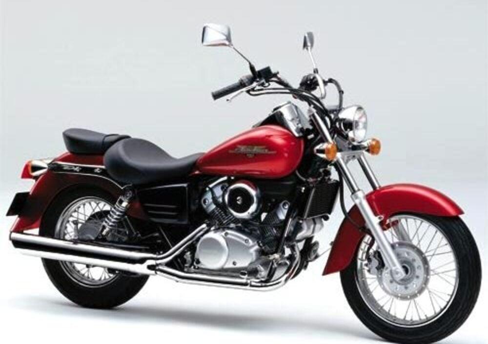 honda shadow 125, prezzo e scheda tecnica - moto.it