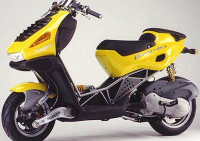 Italjet Moto Dragster 180 LC