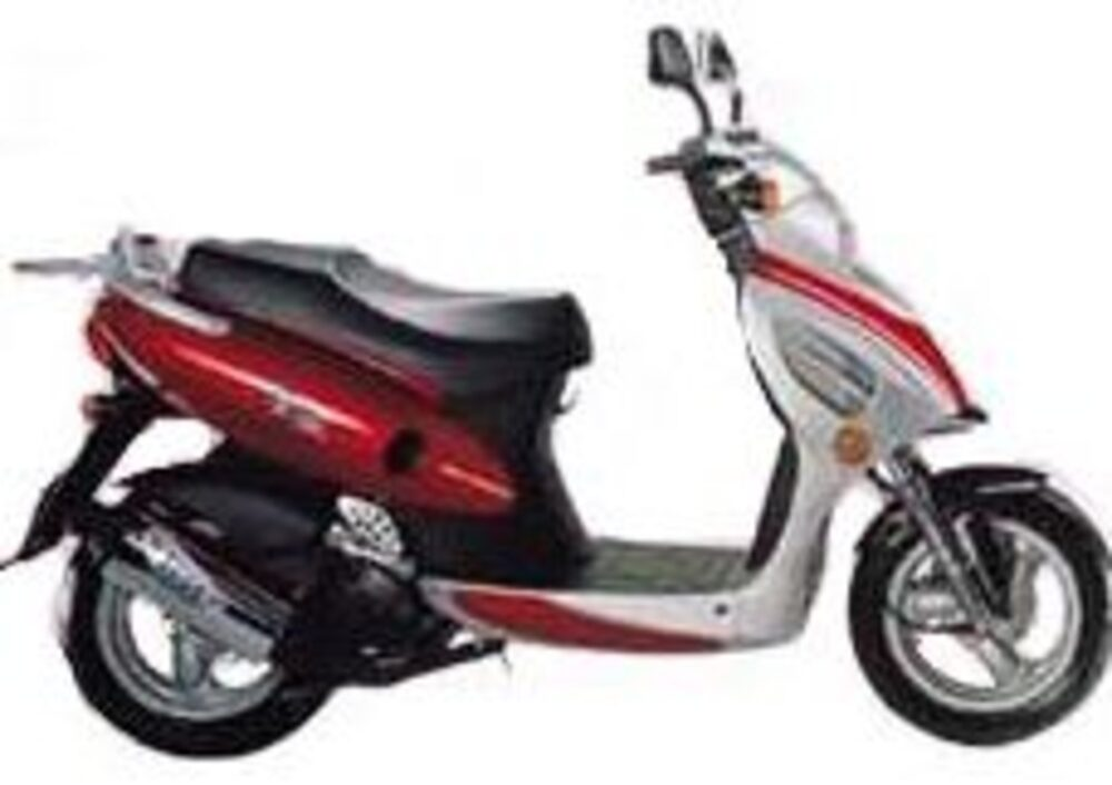 Kymco Top Boy 100 On (1999 - 02)