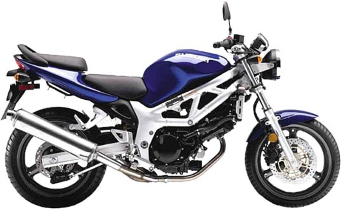 Suzuki Sv 650  1999 - 02   Prezzo E Scheda Tecnica