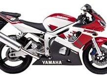 Yamaha YZF R6 (1999 - 00)