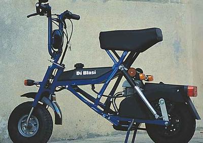 Di Blasi Pieghevole.Di Blasi R7 50 Pieghevole Prezzo E Scheda Tecnica Moto It