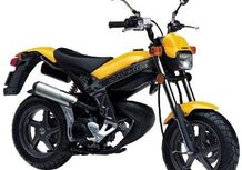 Suzuki TR 50 Street Magic (1999 - 02)