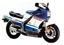 Suzuki RG 500 C (1989)