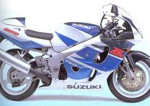 Suzuki GSX R 750 (1998)