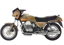 Moto Guzzi T5 850 (1983 - 86)