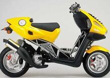 Italjet Moto Dragster  50 LC
