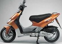 Kymco Super 9 50 LC DD (2000 - 03)