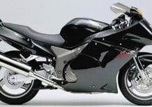 Honda CBR 1100 XX Superblackbird (1996 - 98)