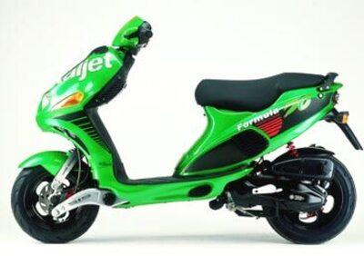 Italjet Moto Formula  50