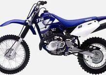 Yamaha TT R 125 (2000 - 02)