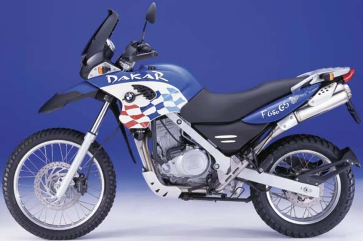 Bmw F 650 Gs Dakar Prezzo E Scheda Tecnica Moto It