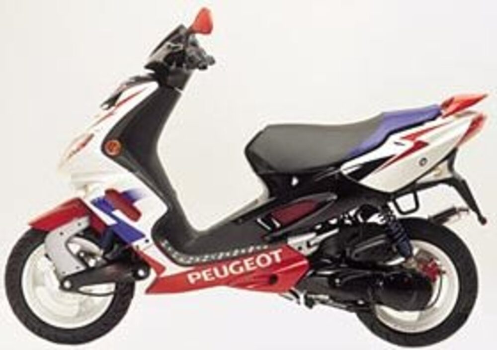 Peugeot X-Fight 50 X-Team Liquido