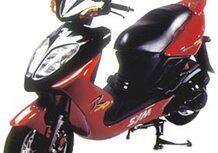 Sym Shark 125 4V R (2000 - 02)