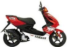 Yamaha Aerox 100 Max Biaggi (1999 - 02)