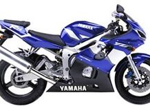 Yamaha YZF R6 (2001 - 02)