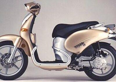 Italjet Moto New Torpedo 125