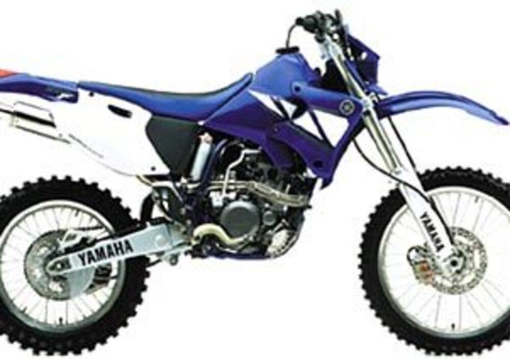 Yamaha WR 250 F (2000 - 01)