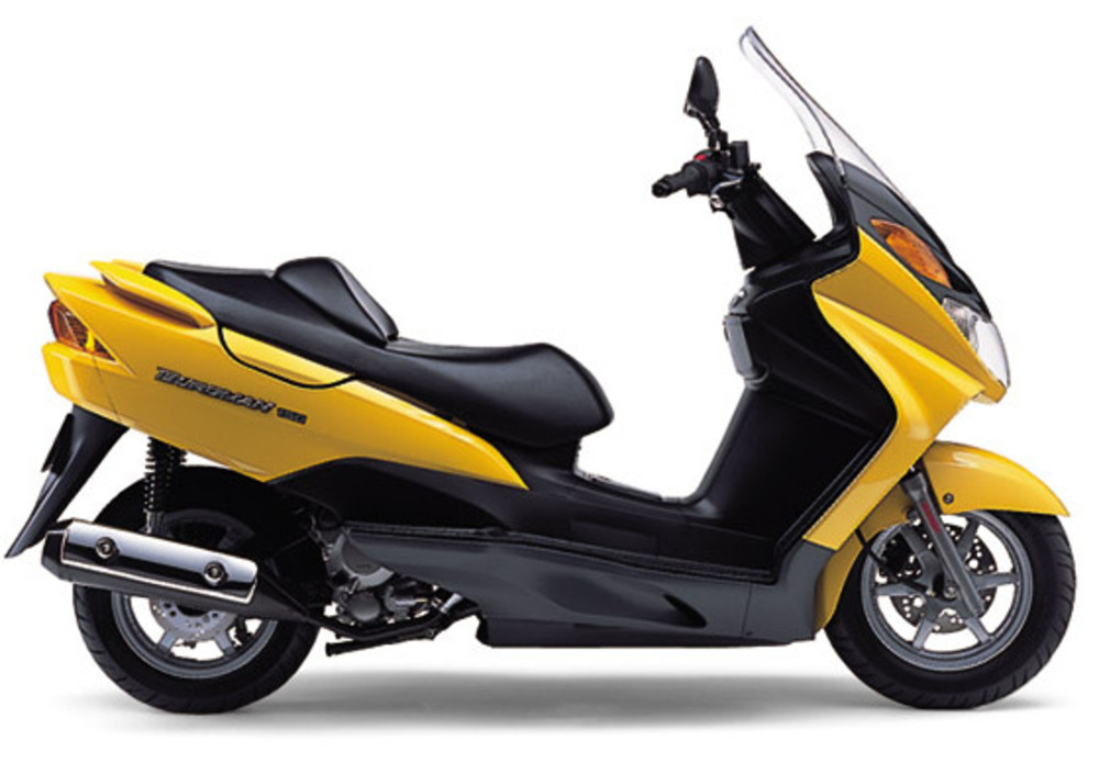 Suzuki Burgman UH 150 (2002 - 06)