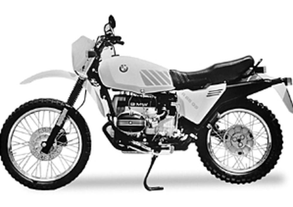 Bmw R 65 GS