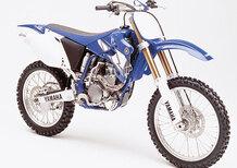 Yamaha YZ 250 F (2002 - 04)