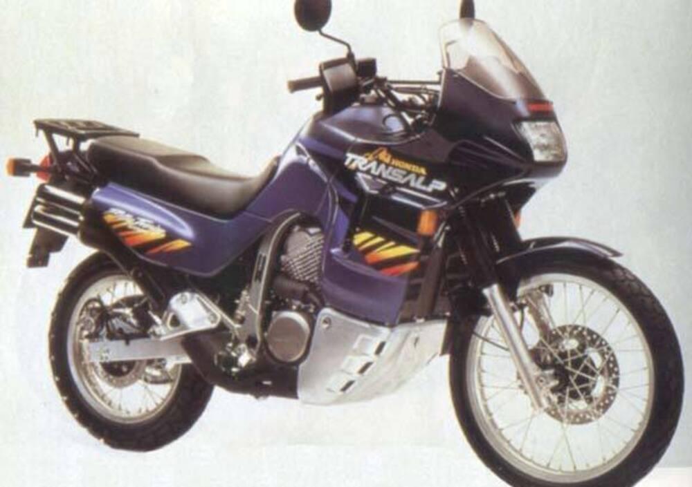 Honda Transalp XL 600V (1994 - 96)