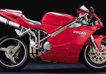Ducati 748 Biposto (1998 - 03)