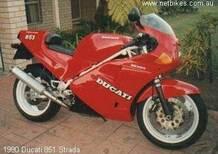 Ducati 851 Superbike Strada (1990)