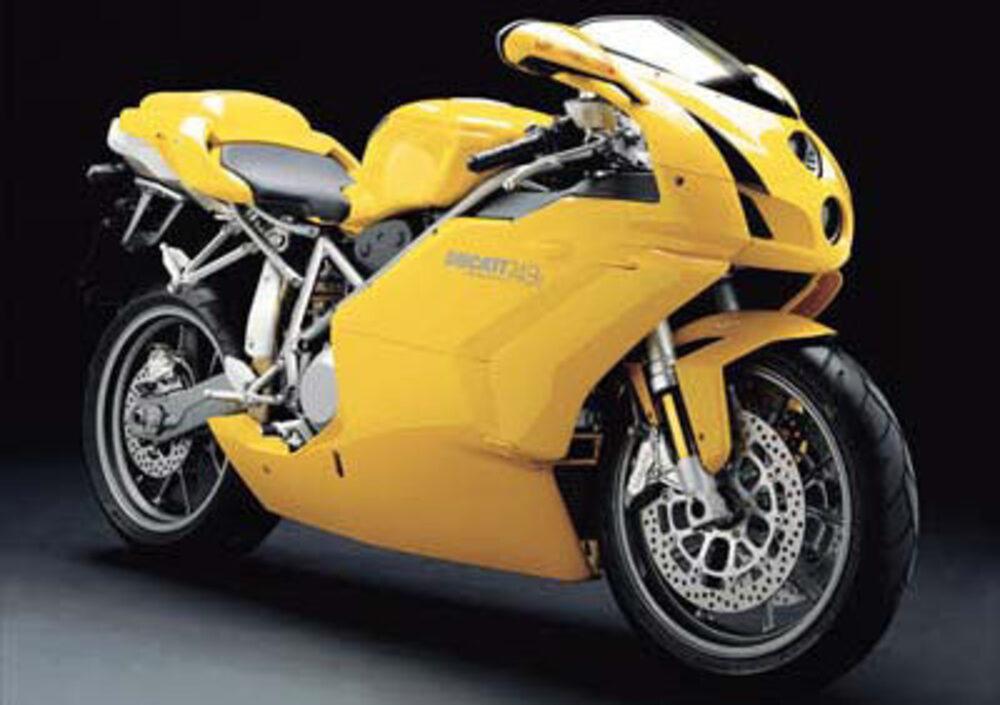 Ducati 749 (2003 - 07)