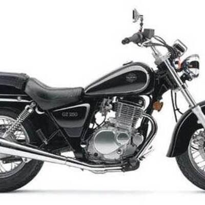 Suzuki Marauder GZ 250, prezzo e scheda tecnica - Moto.it