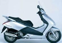 Honda Pantheon 125 (2003 - 06)