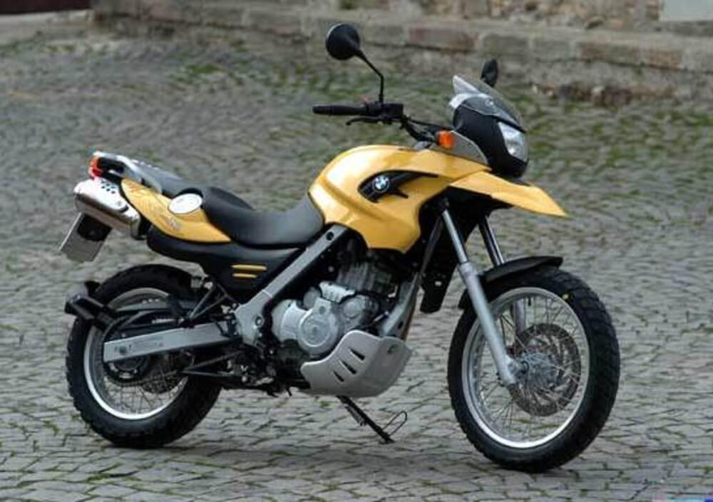 Bmw F 650 Gs 2004 07 Prezzo E Scheda Tecnica Moto It