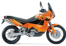 KTM 950 Adventure (2003 - 06)