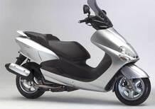 Yamaha Majesty 180 (2004 - 06)