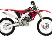 Honda CRF 450 R (2003 - 04)
