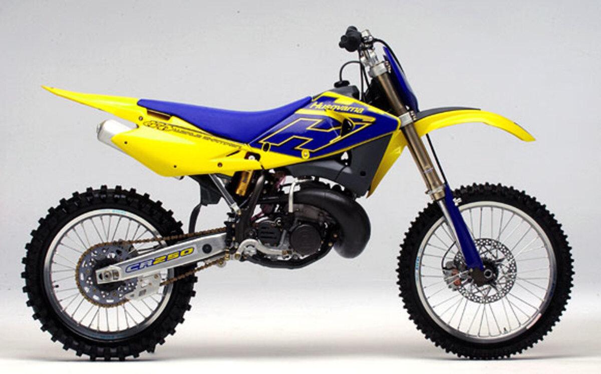 2001 Husqvarna 250 CR Mx for sale on 2040-motos